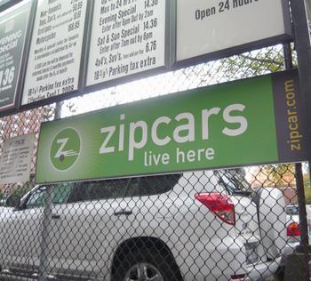 ZipCar hayati kolaylastiriyor!